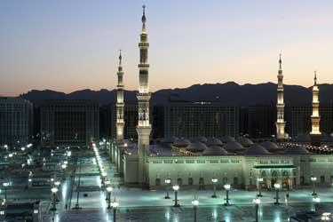 Saudi Arabien Reisen