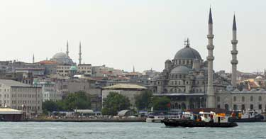 Weltstadt Istanbul ─ Begegnungen zwischen Asien und Europa