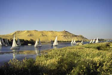 Nil Kreuzfahrten