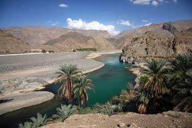 Meeresbrise und Oman