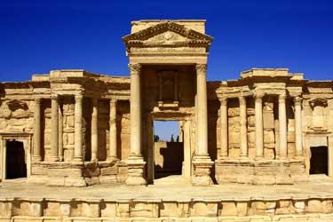 Syrien Reisen