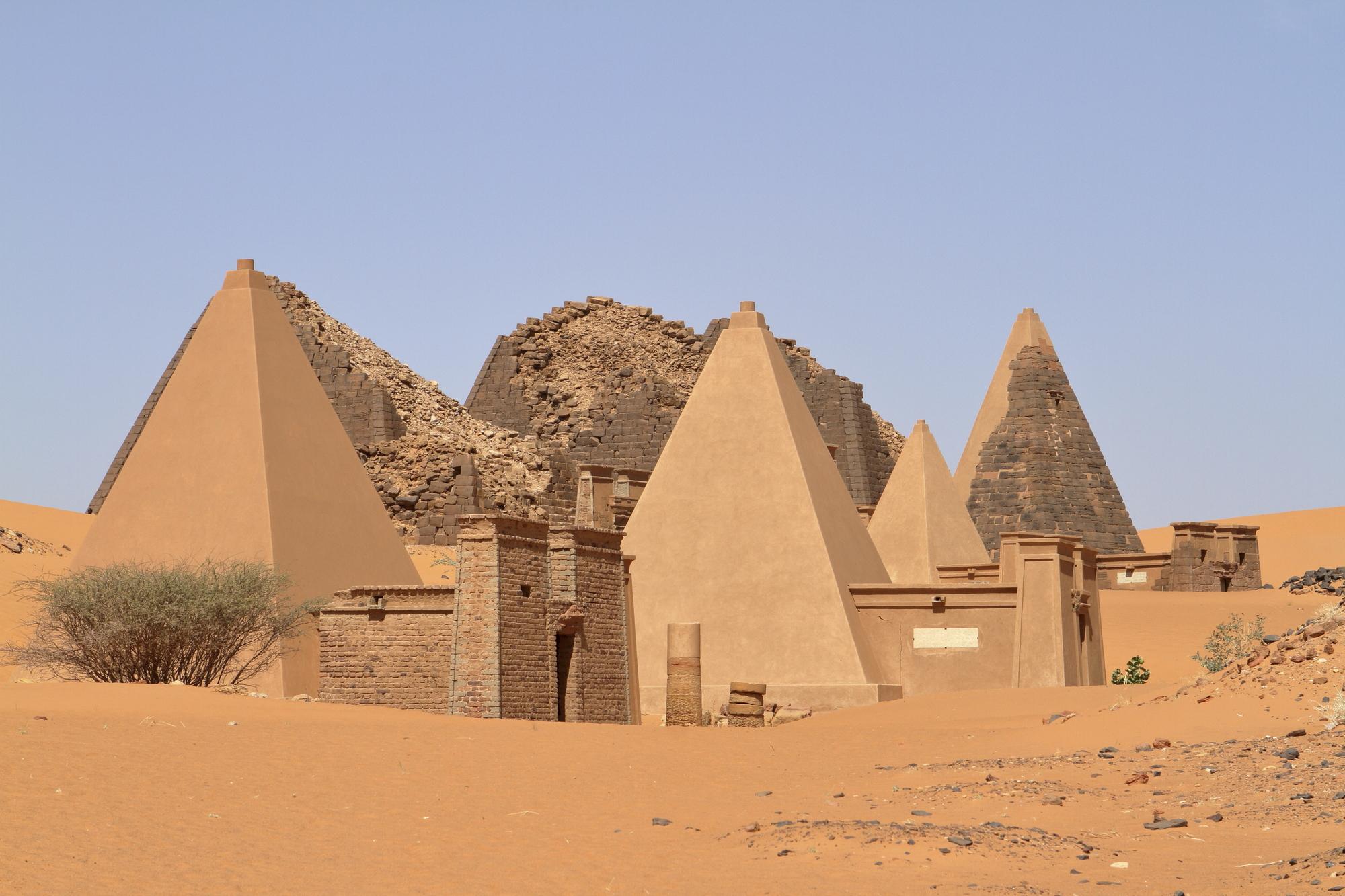 Ägypten - Sudan überland