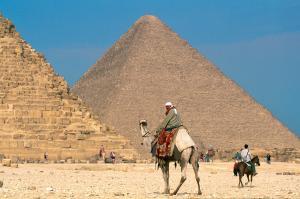 Ägypten  -  Pharaonenland und Traumstrand