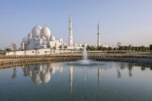 Arabische Emirate und das Sultanat Oman