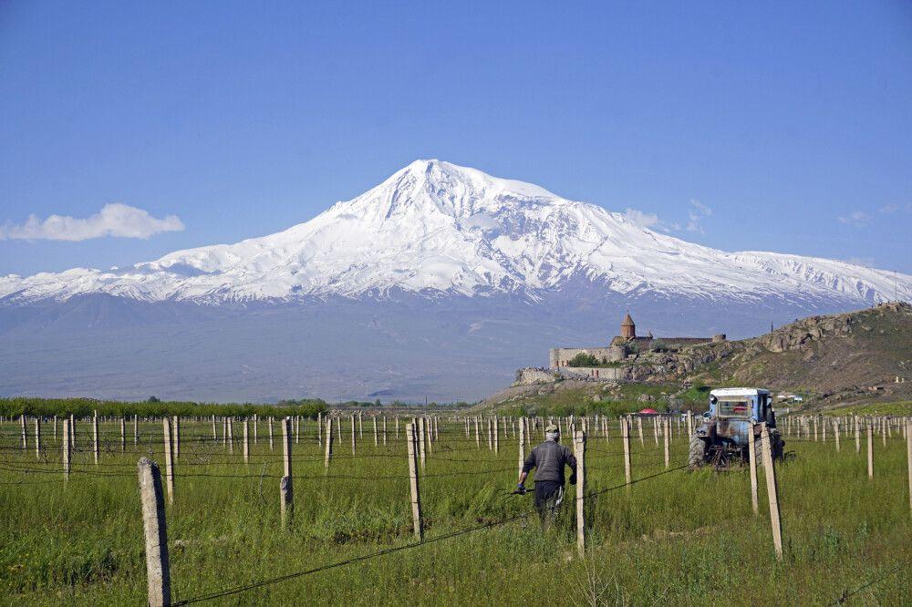Armenien • Iran - Eine Reise vom Okzident zum Orient