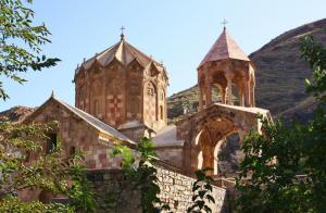 Armenien – Iran - Eine Reise vom Okzident zum Orient