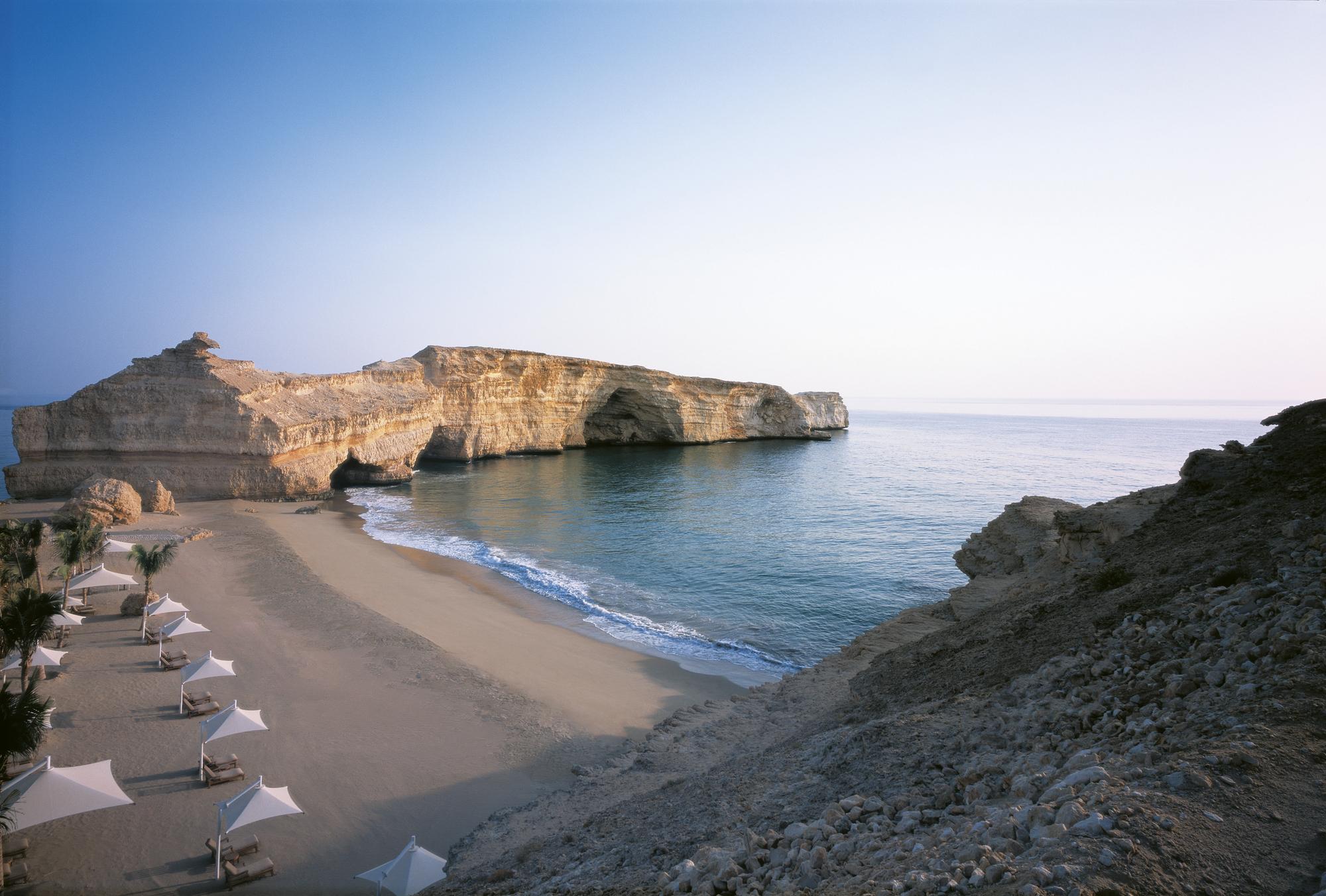 Das Sultanat Oman: Luxus und Genuss