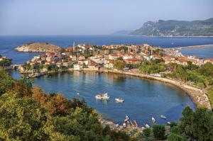 Die türkische Schwarzmeerküste