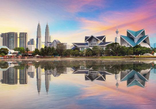 Dubai, Singapur & Kuala Lumpur