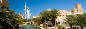 Dubai & Mauritius Städte- & Badekombination