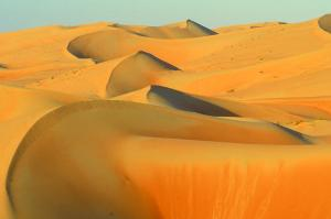 Emirate und Oman  -  Vom Louvre in die Wüste