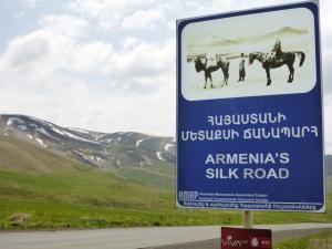 Georgien • Armenien • Iran • Turkmenistan • Usbekistan - Große Seidenstraße Teil 1 und 2