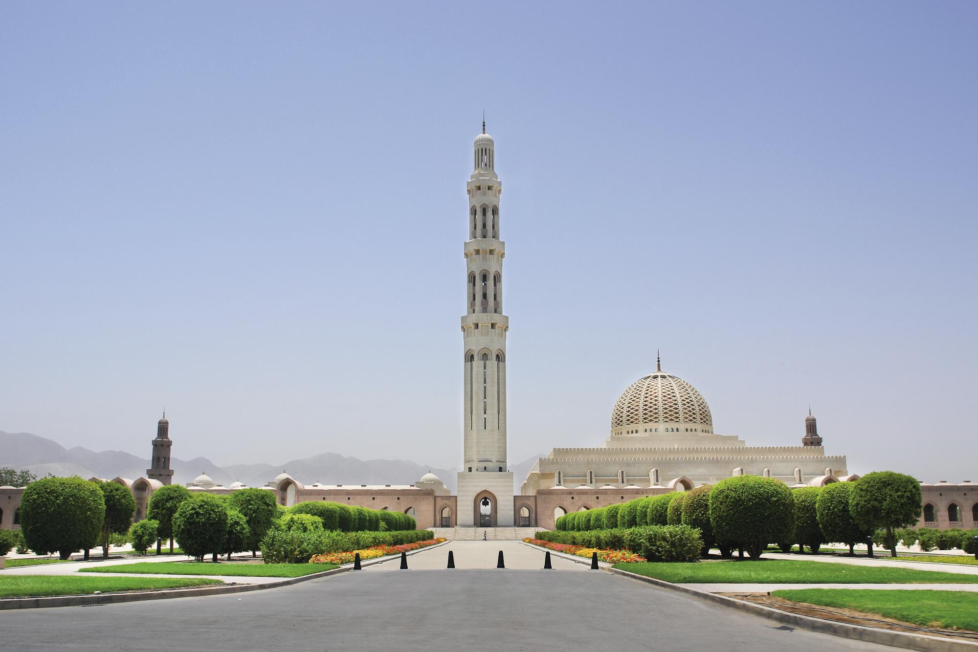 Grosse Rundreise Sultanat Oman
