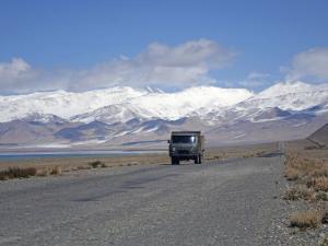 Große Seidenstraße – 7 Länder: Georgien • Armenien • Iran • Turkmenistan • Usbekistan • Tadschikistan • Kirgistan - Große Seidenstraße Teil 1, 2 und 3