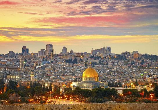 Hochwertige Rundreise - Israel