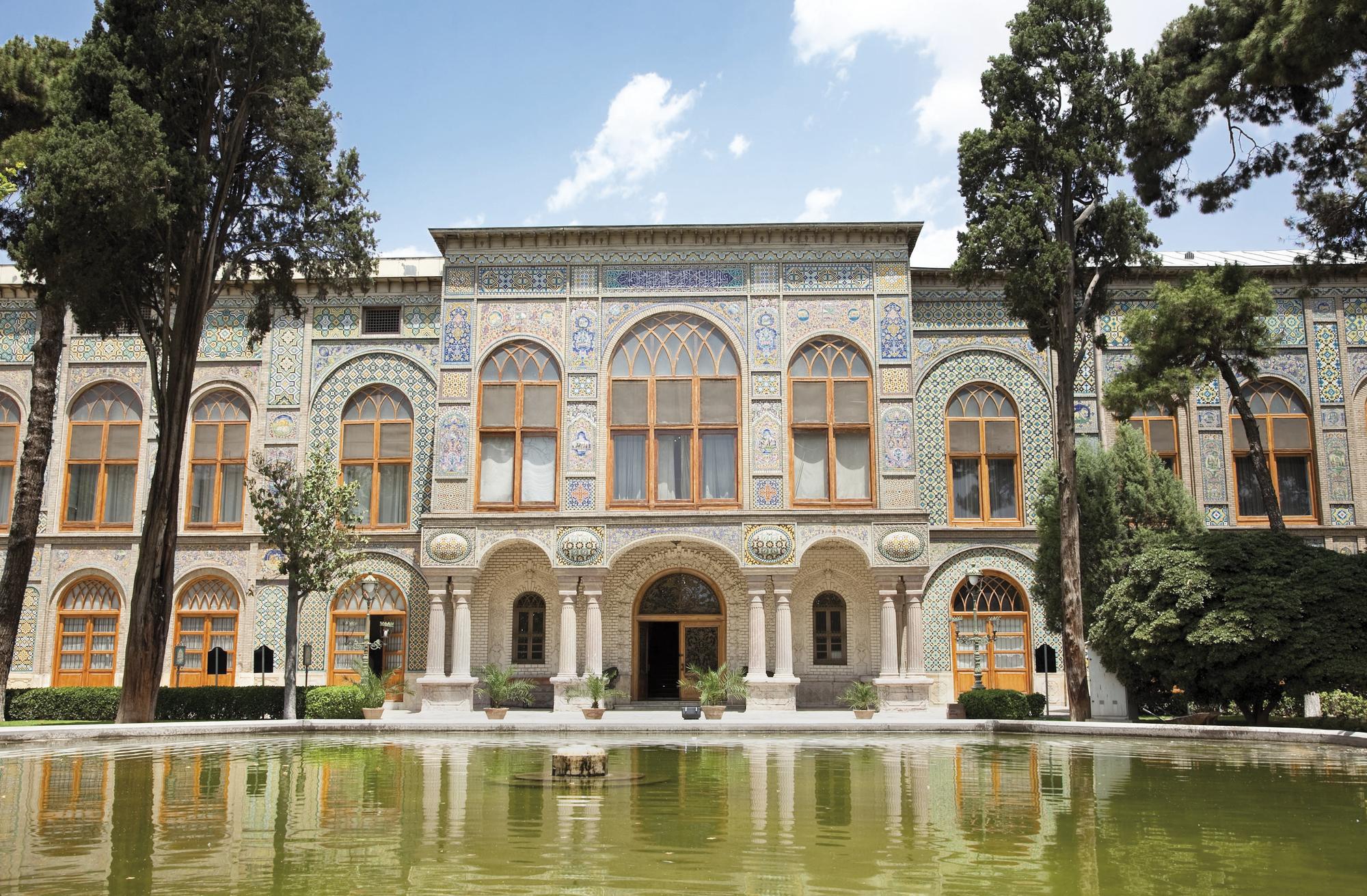 Höhepunkte Persiens