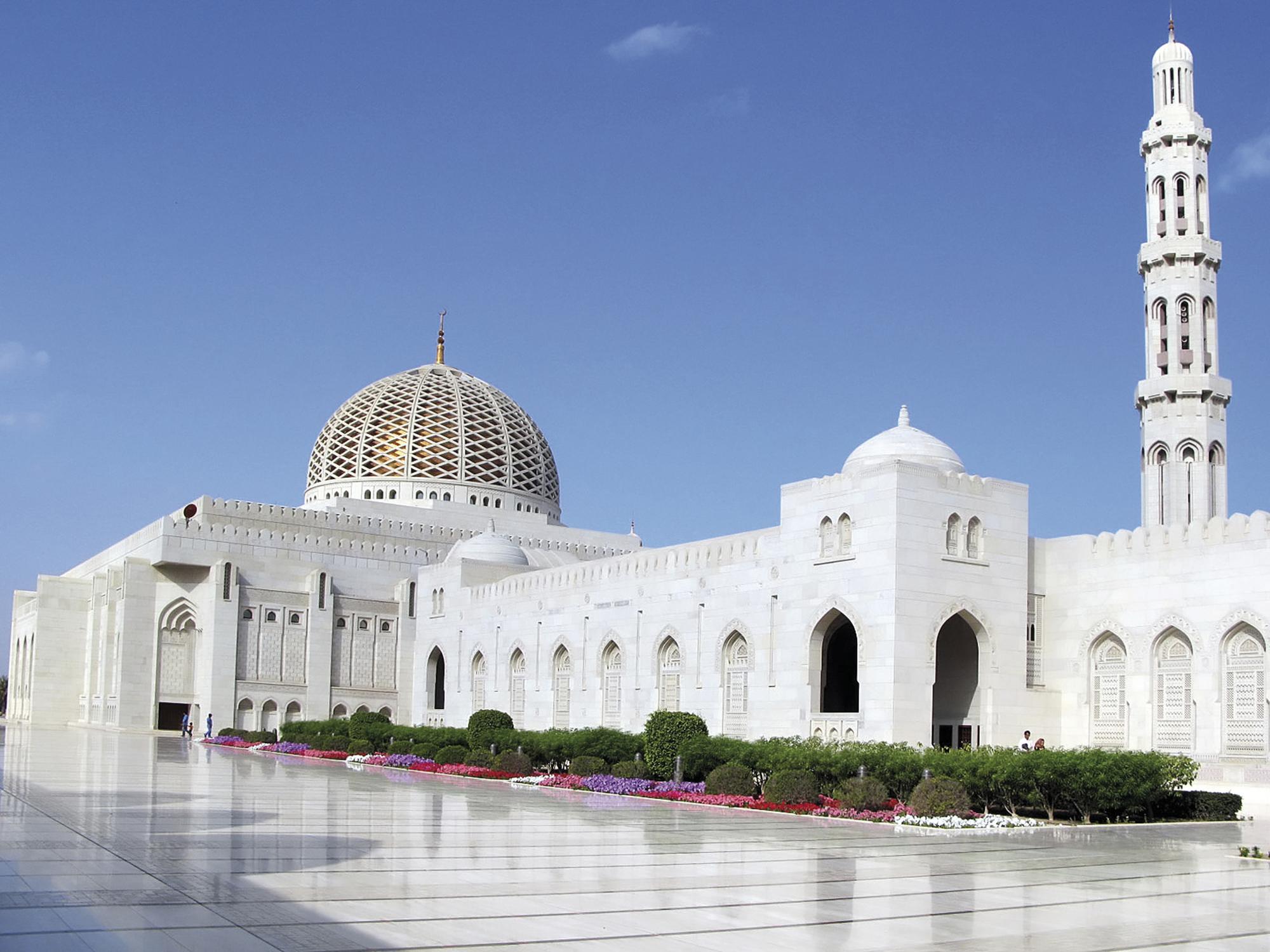 Höhepunkte des Omans