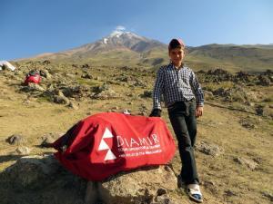 Iran - Damavand (5671_m) mit Besteigung des Alam Kuh