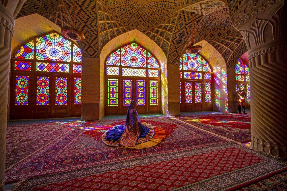 Iran - Märchenhaftes Persien – Wüsten, Paläste und Moscheen