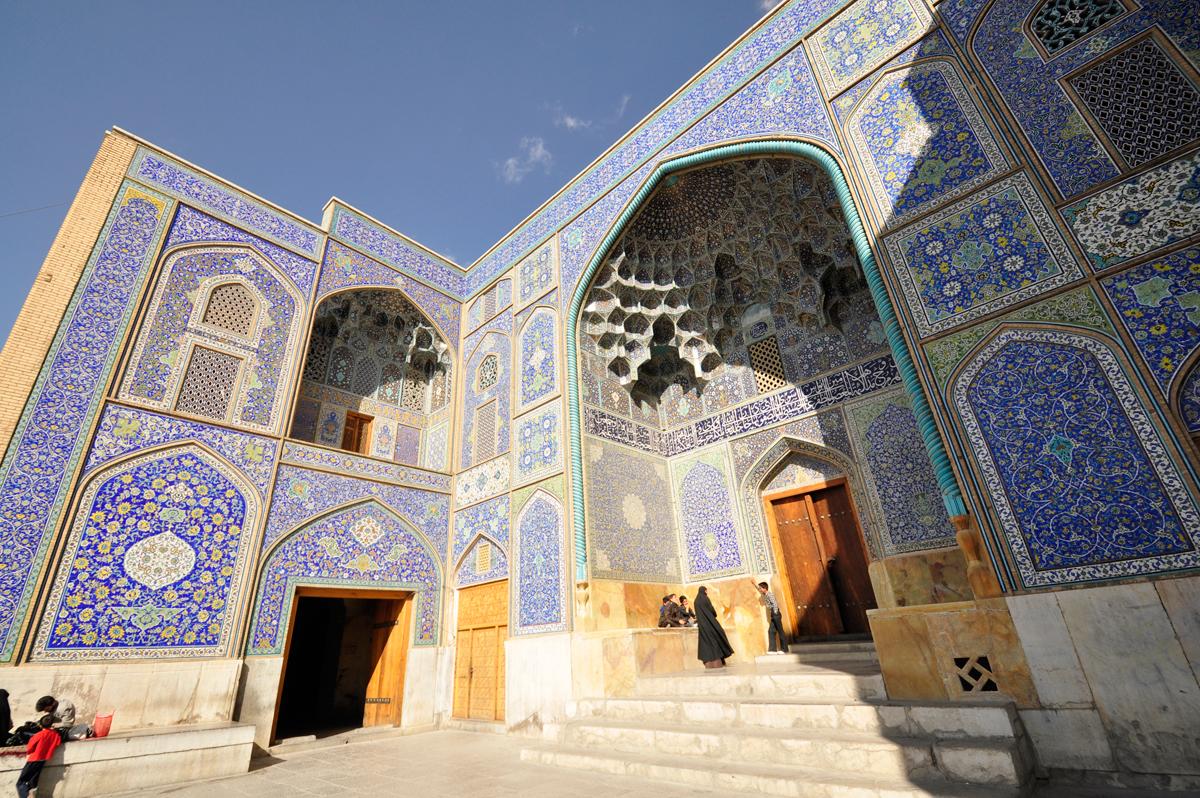 Iran  -  Zeitreise durch ein Land voller Widersprüche