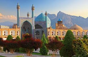 Iran: Höhepunkte