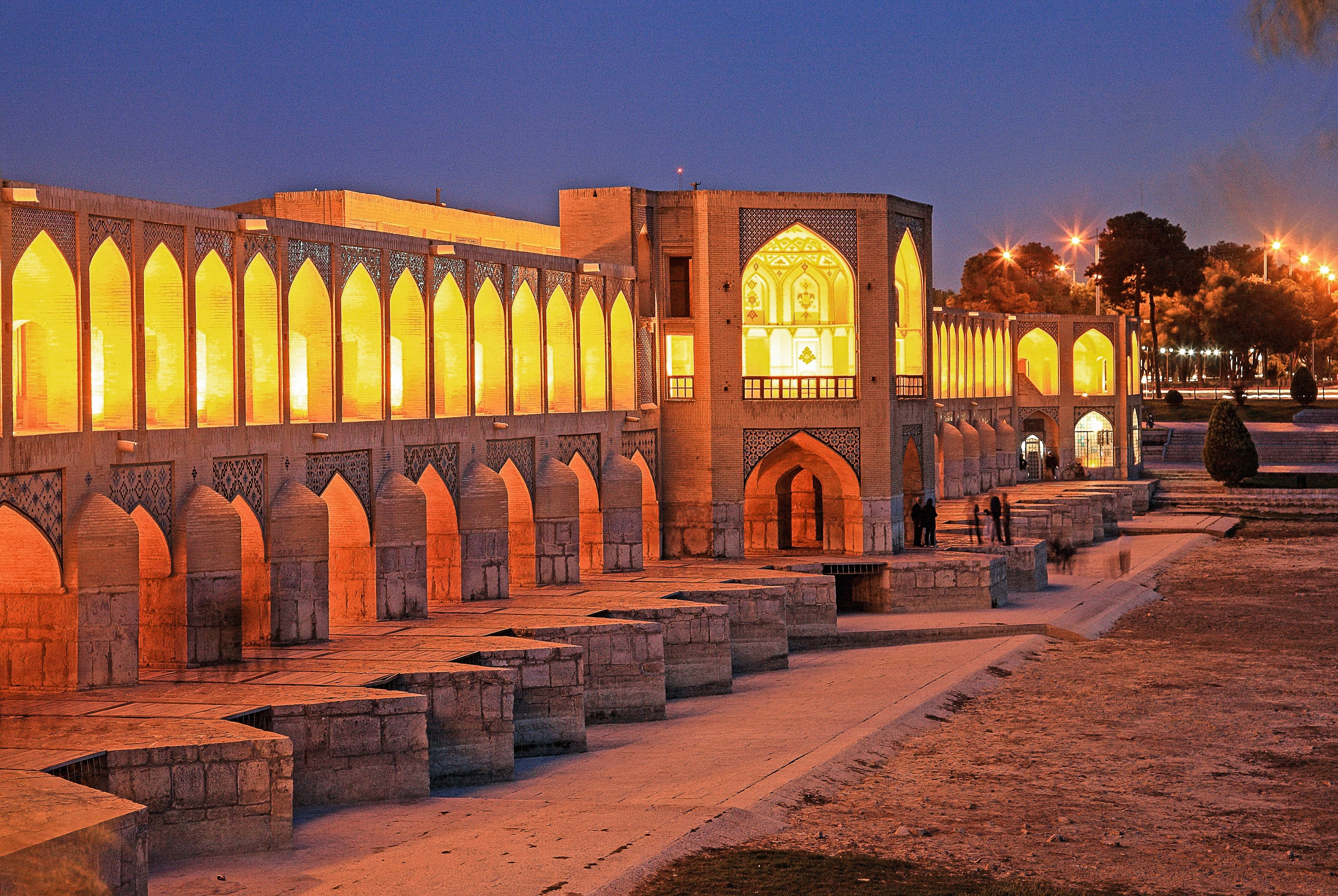 Iran: Mit Flair