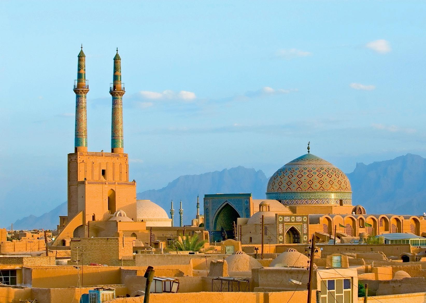 Iran: entspannt erleben