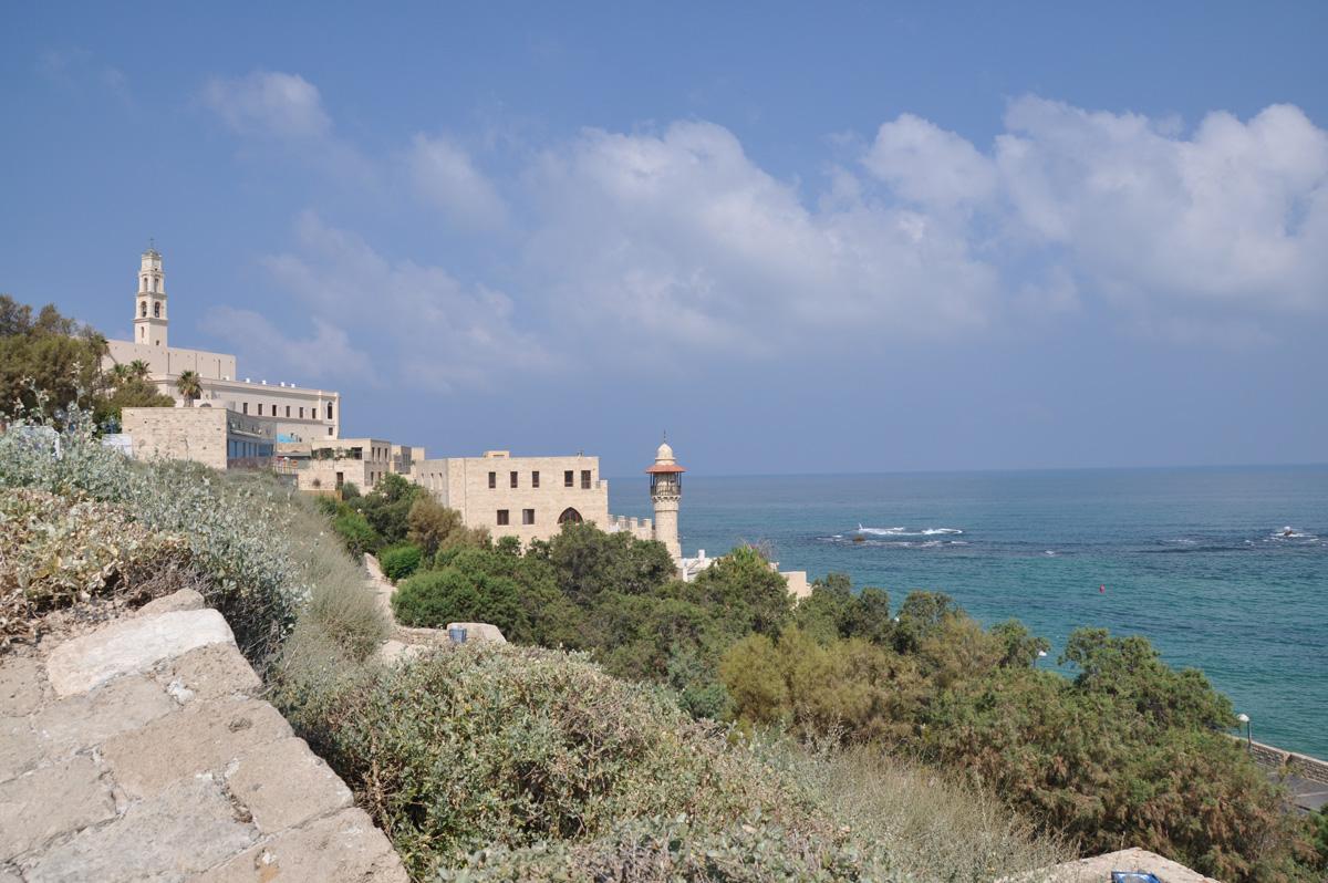 Israel  -  Kultur und Meer