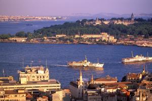 Istanbul  -  Stadt auf zwei Kontinenten