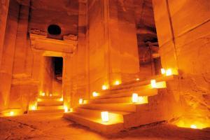 Jordanien - Nabatäerstadt Petra