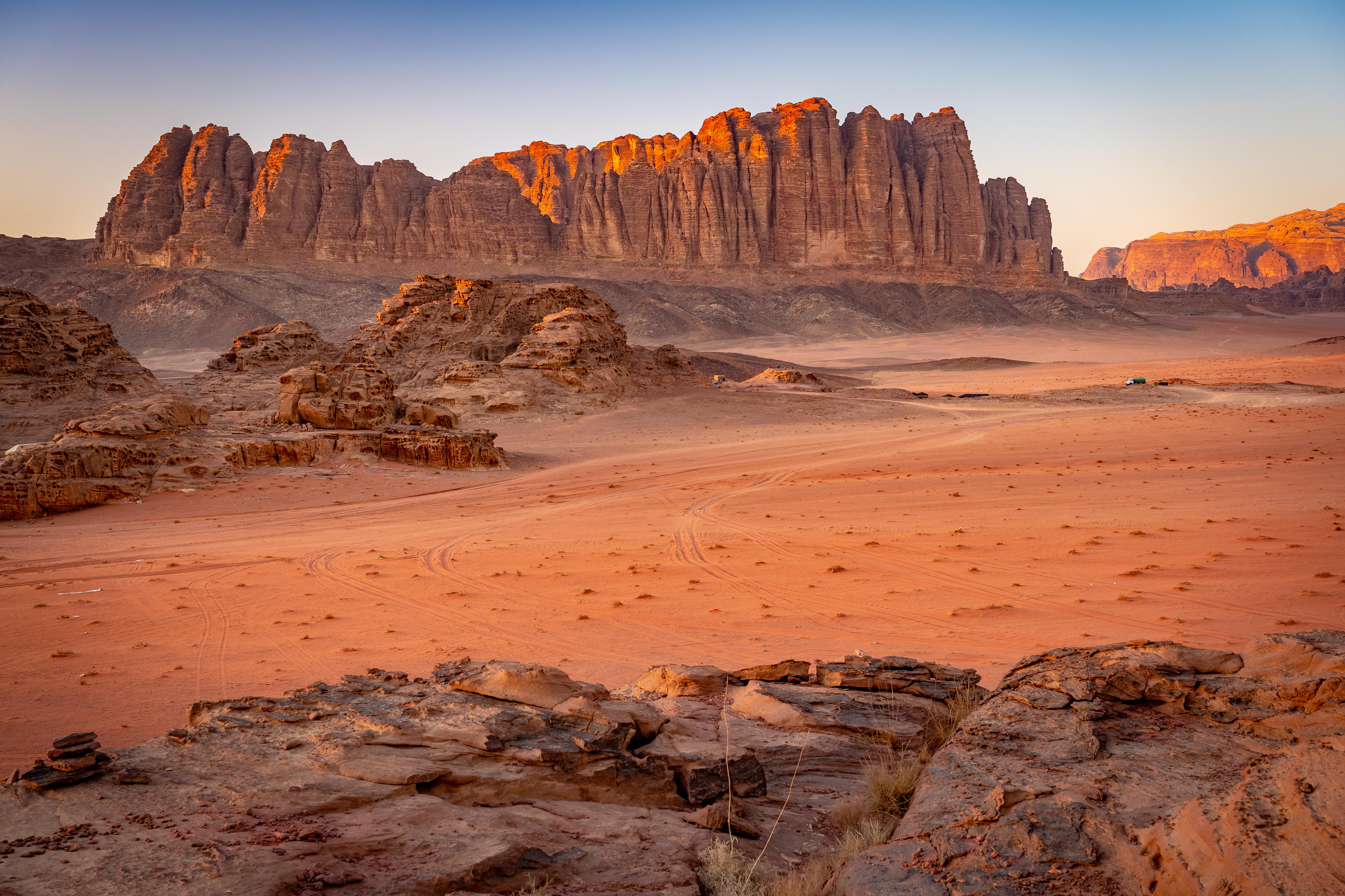 Jordanien: Panorama
