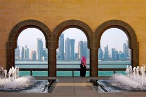Kuwait, Bahrain, Katar und VAE - Emirate am Persischen Golf