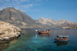 Oman & Arabische Emirate: Höhepunkte mit Musandam