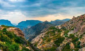 Oman: Wandern & Kultur