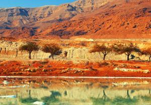 Prachtvolle Israel & Jordanien Rundreise