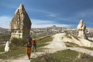 Türkei - Feenkamine, unterirdische Städte und Höhlenkirchen