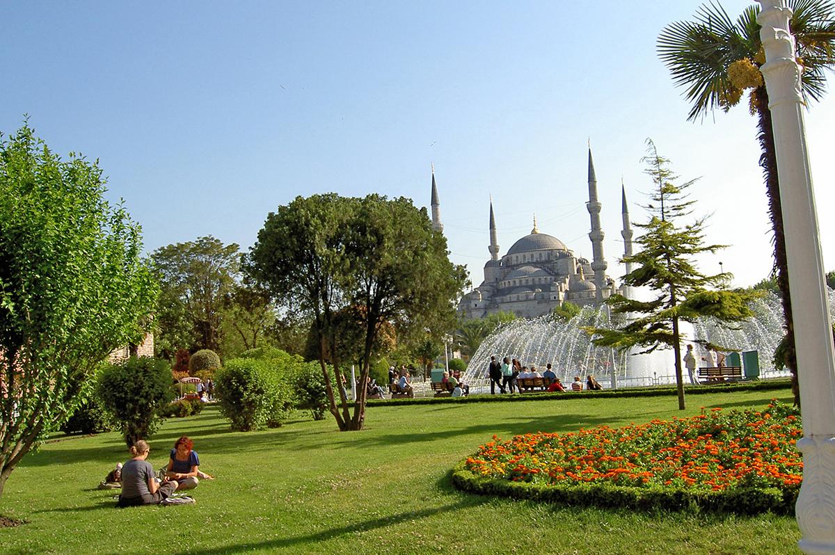 Türkische kultur kennenlernen