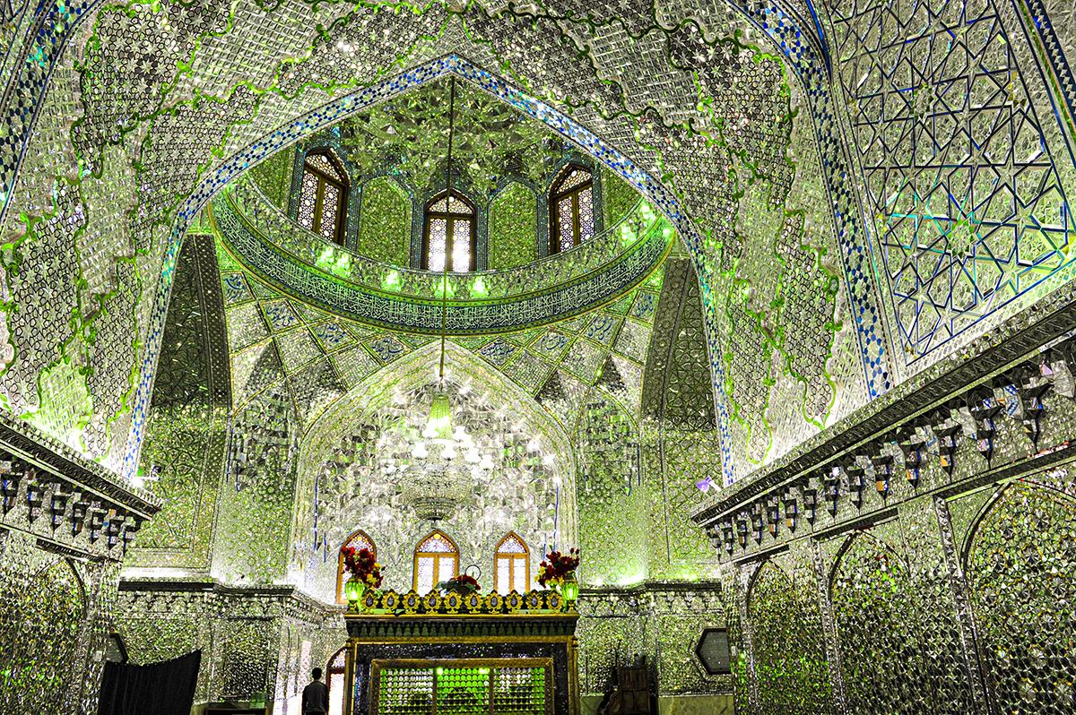 Vom Nordiran nach Isfahan