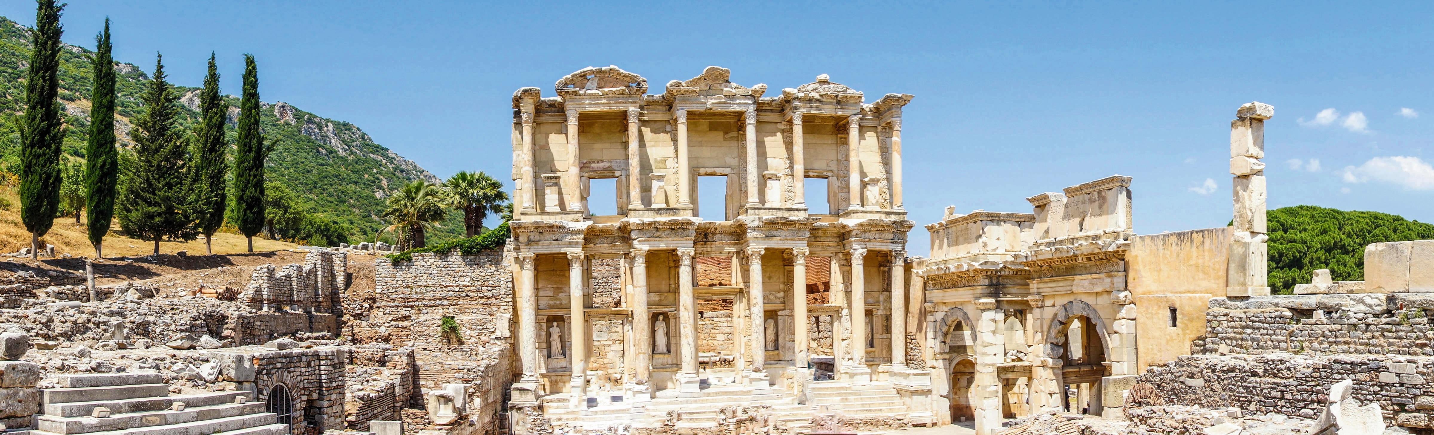 Westtürkei: Höhepunkte von Istanbul bis Ephesus