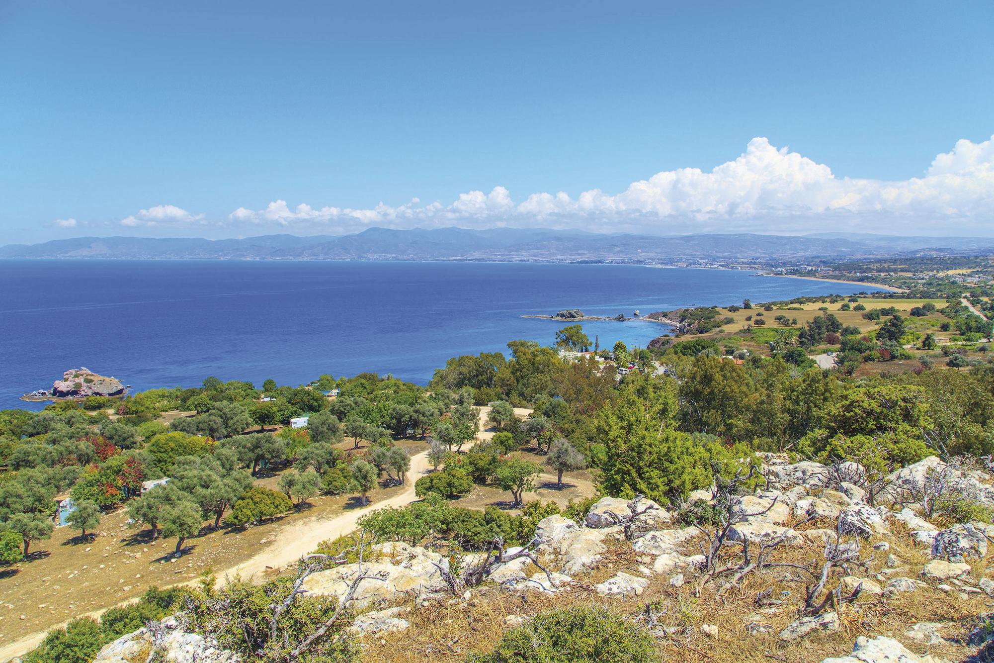 Zypern - Insel der Aphrodite
